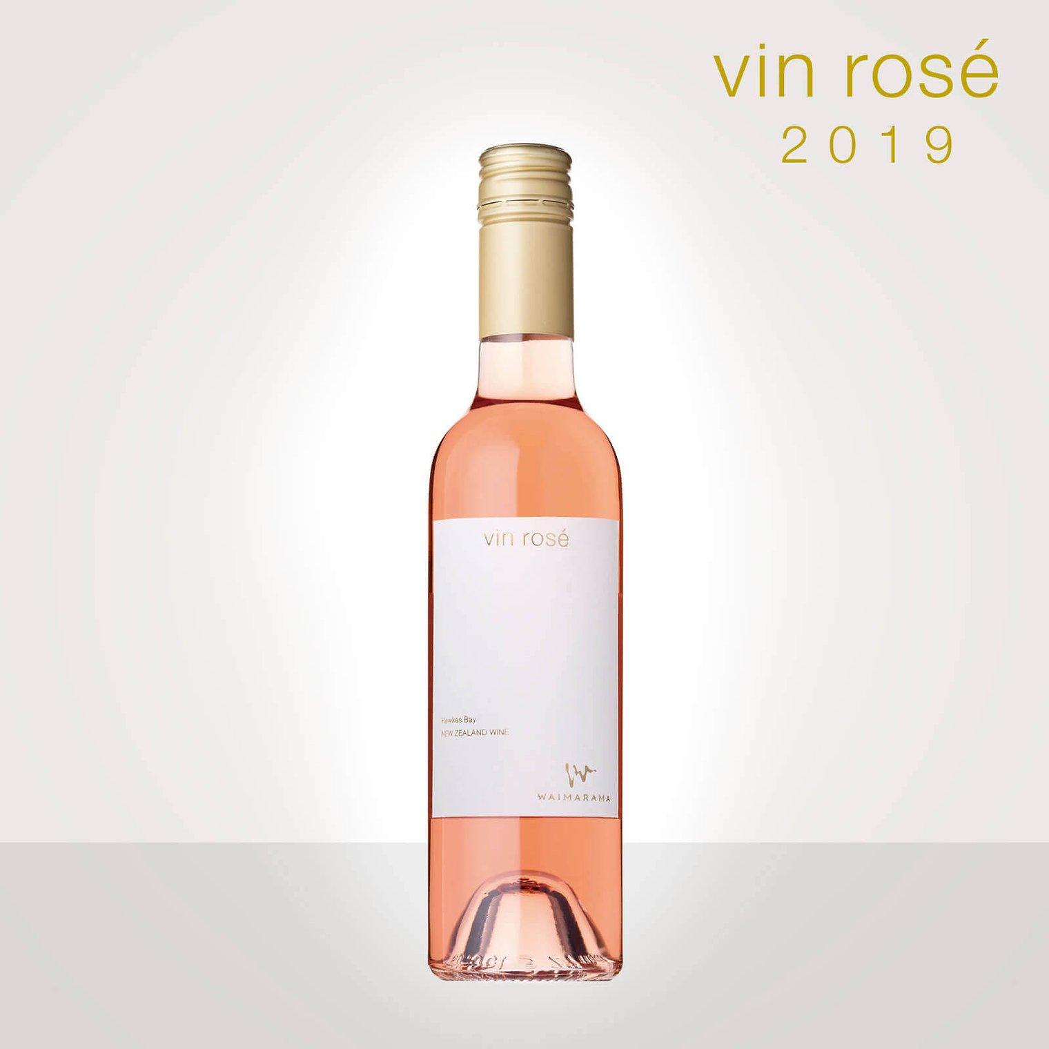 画像1: vin rose 2019 ハーフ375ml (1)