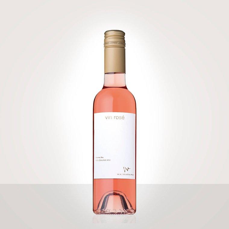画像1: vin rose 2017 ハーフ375ml (1)