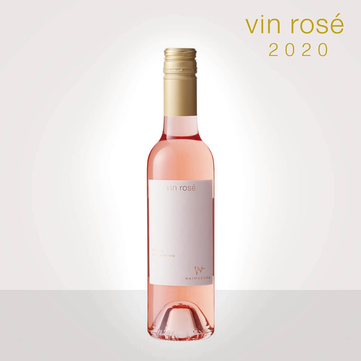 画像1: vin rose 2020 ハーフ375ml (1)