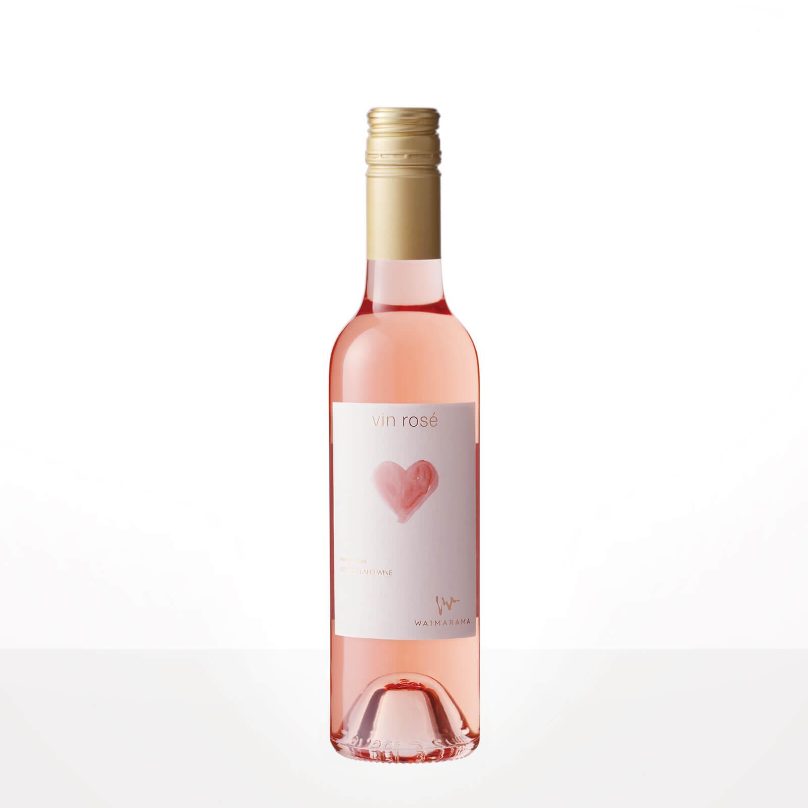 画像1: vin rose HEART 2020 ハーフ375ml (1)