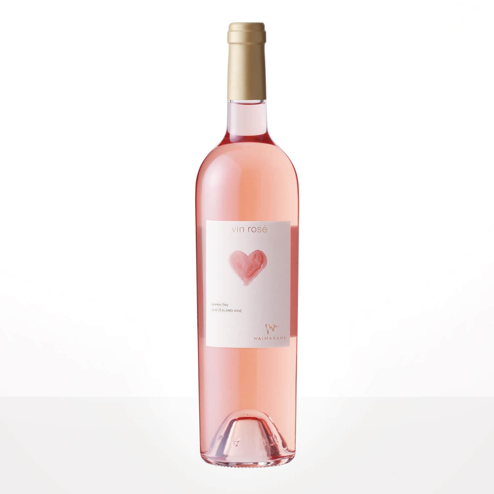 画像1: vin rose HEART 2020 750ml (1)